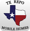 texas repo mobile homes LOGO